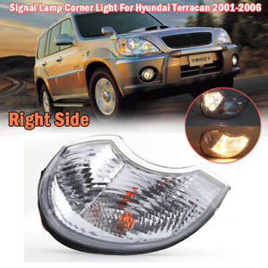 For 2001-2006 Hyundai Terracan Front Signal Lamp Fog Light Right Passenger Side