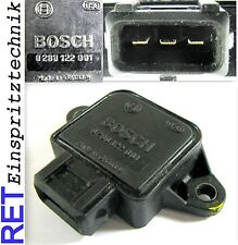Drosselklappenschalter BOSCH 0280122001 Opel Astra Sintra Omega original