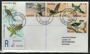 Namibia Cover - Wanaheda 17.10.2003 Ducks Enten 2000
