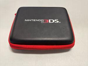 Insignia Starter Case for Nintendo 3DS - Black / Red