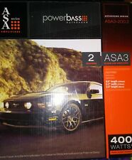 Powerbass ASA3-200.2 2channel class AB amplifier