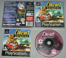 Circuit Breakers - Playstation One Game PS1 PS2 PS3 - PAL complete