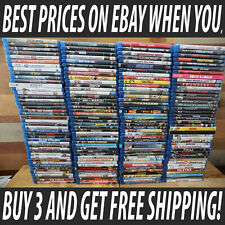 Blu-Ray Popular Movies Lot G-L, Best Prices! Ships Same Day, Buy 3 Ships FREE!
