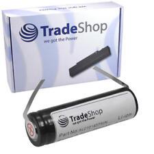 Batería 750mah 3,7v ion de litio para philips speed xl hq7363 hq7360 rq1095/22