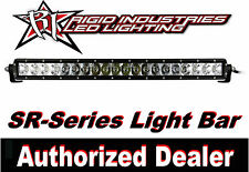 "RIGID 20"" SR-Series Hybrid Spot-Flood Combo Projection LED Offroad Light 92031"