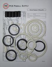 1993 Gottlieb/Premier Street Fighter II Rubber Ring Kit