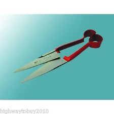 """Ideal instruments # 7015 6.5"""" Sheffield Steel Double Bow Sheep Shears"""