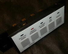 Nice Used Whirlpool Dishwasher 5 Button Travel Pb Switch 8274652 or 8274651