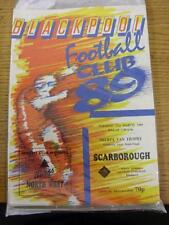 21/03/1989 FOOTBALL LEAGUE TROPHY [Sherpa FURGONI] area Settentrionale semi-finale: blackP