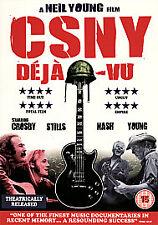 CSNY - Deja Vu (DVD, 2008)