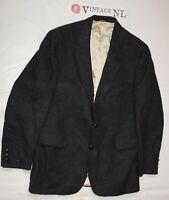 AMERICAN CRAFTMEN Harris Tweed  Sakko Ca Gr 52 Jacke fein hochwertig mit schaden