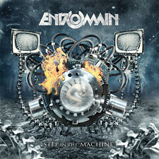 ENDOMAIN-Step In The Machine CD Jag Panzer,Riot,InnerWish,Wardrum,Helstar,Privat