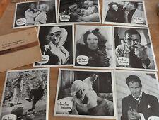 Fotosatz **  EINER FRIßT DEN ANDEREN Jayne Mansfield 1964 komplett!!!