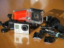 *EXCELLENT* GoPro HERO 3+  Black Action Camera & Waterproof Housing - FREE P&H