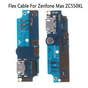 USB charging port board flex cable connector parts for Asus Zenfone Max ZC550 Js
