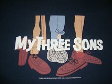 MY THREE SONS Television City Show NEW TV T shirt Adult Size XL
