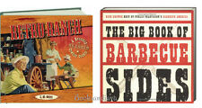 Retro Ranch : A Roundup of Classic Cowboy Cookin' and Big Book of BBQ Sides 2bks