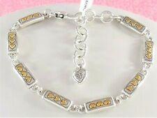 Brighton Our Hearts Bracelet Jf0501 Sz P46