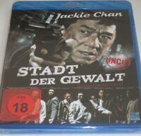 Stadt der Gewalt - Blu-Ray/NEU/OVP/Action/Jackie Chan/FSK 18