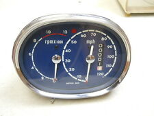 Honda NOS CB72, CB77, 1965, Speedometer/tach Assembly, # 37200-268-821   S-134