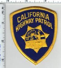 California Highway Patrol - Cap/Hat Patch - new