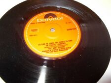* The New Seekers . I'd Like To Teach The World To Sing . Boom Town . UK . 45