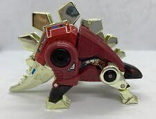 VINTAGE G2 Transformers dinobot red SNARL