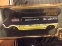 Fiat 242E  Olio Fiat Rallye assistance  ixo 1/43