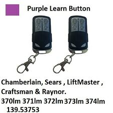 New Comp 371LM LiftMaster Sears Chamberlain Remote 373lm 370lm USA Seller 2PK