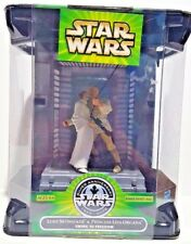 "Star Wars Princess Leia & Luke Skywalker ""Swing to Freedom"" - Silver Anniversary"
