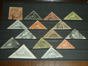 old  Stamps  CAPE OF GOOD HOPE    USED №  2