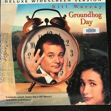 GROUNDHOG DAY Laserdisc LD [52296]