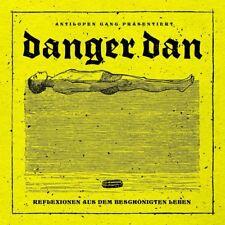 DANGER DAN - REFLEXIONEN AUS DEM BESCHÖNIGTEN LEBEN   CD NEW+