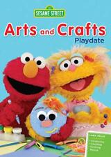 SESAME STREET DVD - ARTS, CRAFTS - PRESCHOOLER Kids Educational Art 2 Hrs
