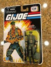G.I. Joe 25th Anniversary - GUNG-HO - FOIL CARD - NEW
