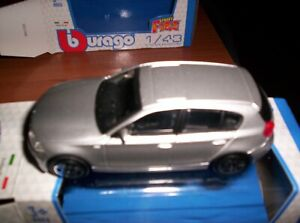 BMW - SERIE 1 (E81) - 2007 - BURAGO - SCALA 1/43