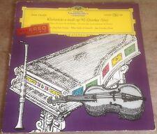 "DGG 133003 SLP DVORAK dumky-trio SUK TRIO 1958 GER RED STEREO 10"" LP"