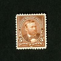 US Stamps # 270 Superb OG H
