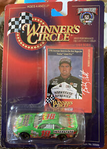 1998 Winners Circle 1/64 Bobby Labonte #18 Hot Rod Magazine Pontiac Grand Prix