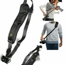 QUICK STRAP Camera Single Shoulder Belt Sling SLR DSLR Cameras Sony NikonL A1A2