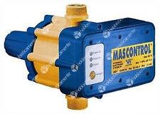 MASCONTROL REGOLATORE PRESSIONE ELETTROPOMPA NAUTICA 2.2 BAR V.24 WATERTECH BOAT