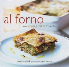 Al Forno: Oven-Baked Dishes from Italy-ExLibrary