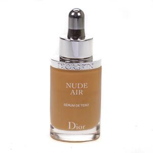 Dior Serum Foundation Nude Air Glow Ultra-Fluid 040 Honey Beige Diorskin - NEW