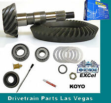 "Richmond Excel Ring and Pinion Gear Set GM Chevy 8.875"" 12 Bolt Truck 3.42 Ratio"