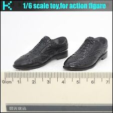 L44-06 1/6 scale ZCWO Mr Bean-shoes (Only for ZCWO muscle body)