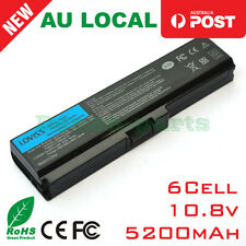 New 6 Cell PA3634U-1BAS Battery For Toshiba Satellite L650 L675 M300 U405 C600D