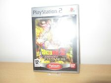 Dragonball Z Budokai Tenkaichi (Dragon Ball) - Playstation 2 PS2 - Nuevo