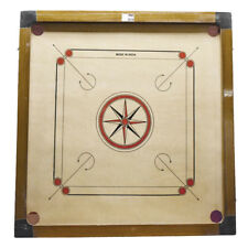 New High Quality Large Carrom Board Game Size 83cm x 83cm Great for Family Fun