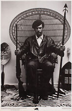 HUEY NEWTON GLOSSY POSTER PICTURE PHOTO PRINT BLACK POWER PANTHERS CIVIL RIGHTS