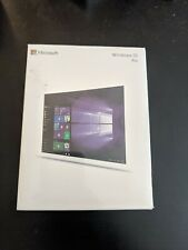 Microsoft Windows 10 Pro USB 3.0 NEW - SEALED - FQC-08789